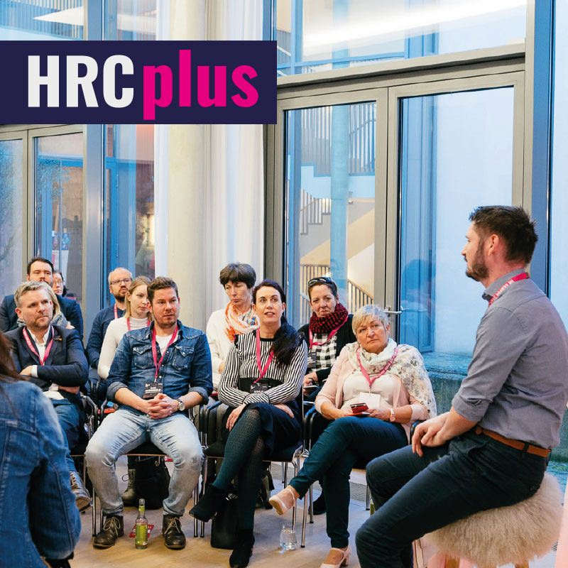 HRCplus - Dein Intensiv-Training!